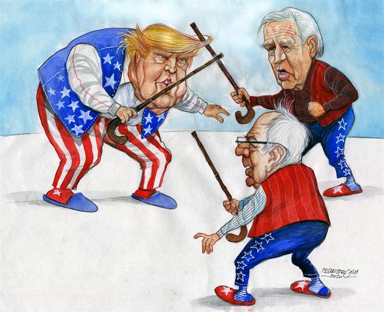 Batalha eleitoral